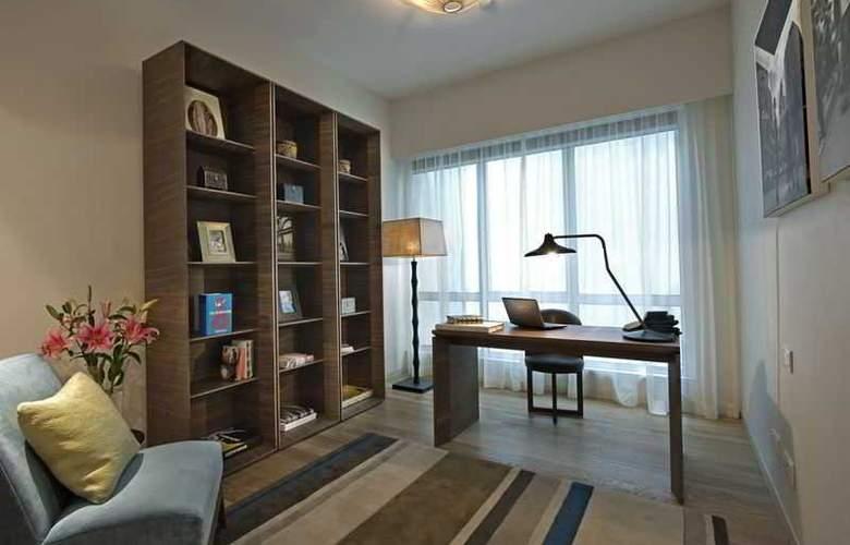 Lanson Place Bukit Ceylon Serviced Residences - Room - 1