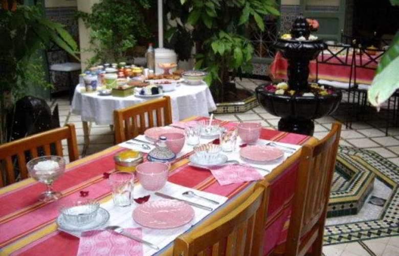 Riad Dar Limoun Amara - Restaurant - 8
