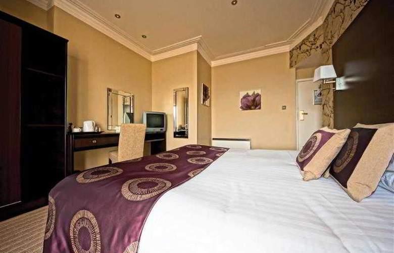 Best Western York House - Hotel - 49
