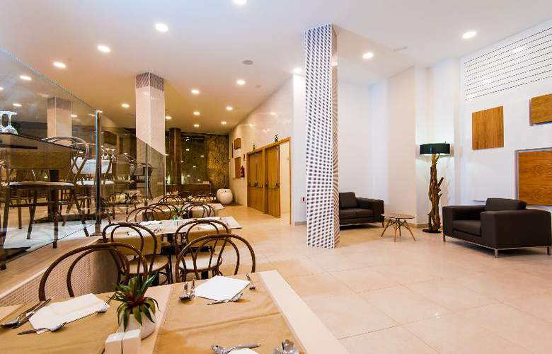 KN Panoramica Heights - Restaurant - 15