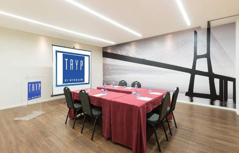 Tryp Lisboa Oriente - Conference - 11