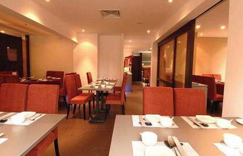 Rayfont Hotel South Bund Shanghai - Restaurant - 5
