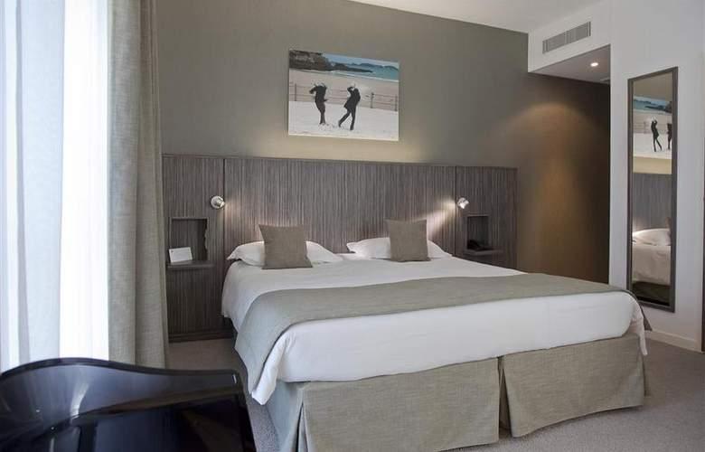 Mercure Saint-Malo Balmoral - Room - 9