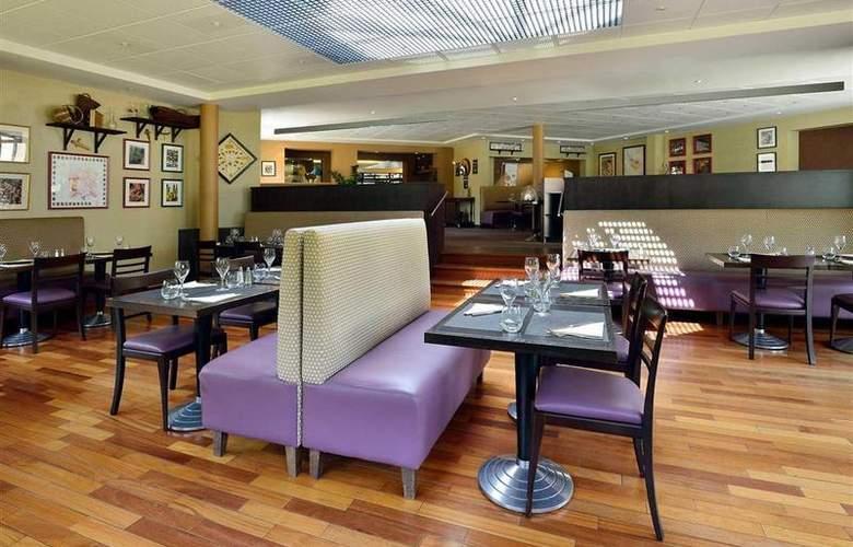Novotel Bayeux - Restaurant - 54