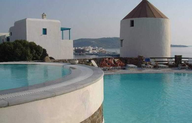 Porto Mykonos - Pool - 8