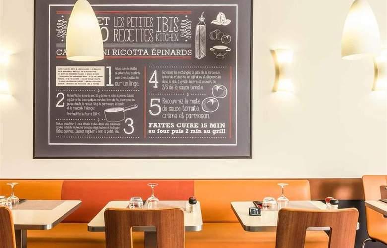 ibis Paris 17 Clichy-Batignolles - Restaurant - 4