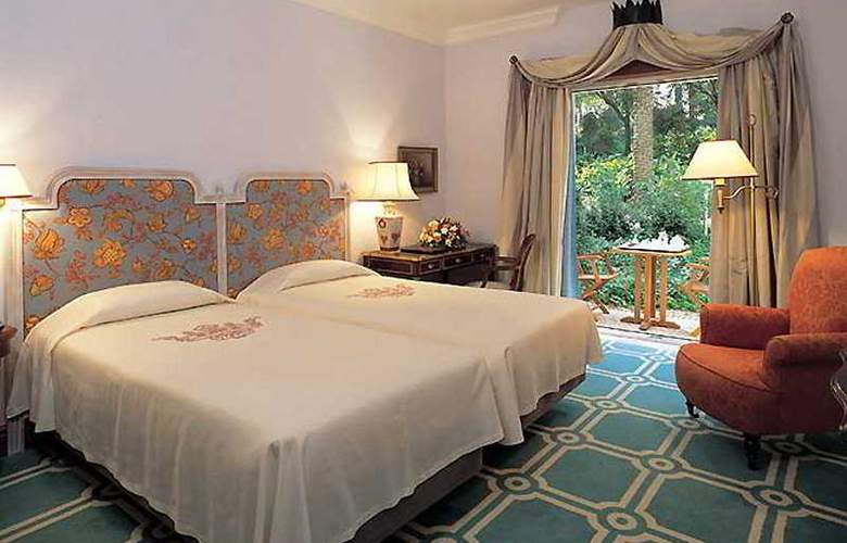 Pestana Palace Hotel and National Monument - Room - 4
