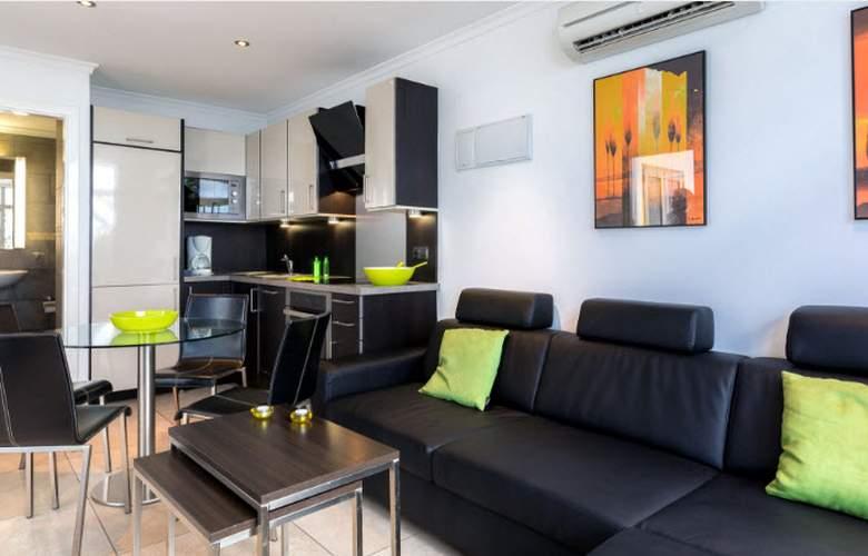 Apartamentos Bahia Blanca - Room - 5