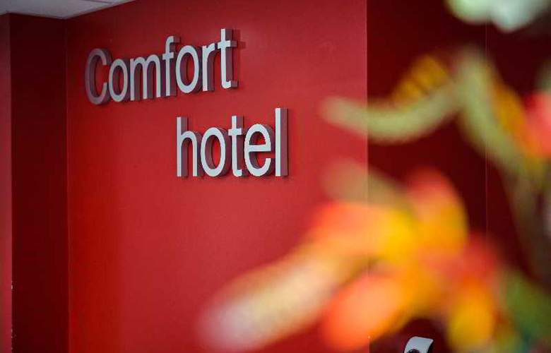 Comfort Hotel Champigny Sur Marne - Room - 0