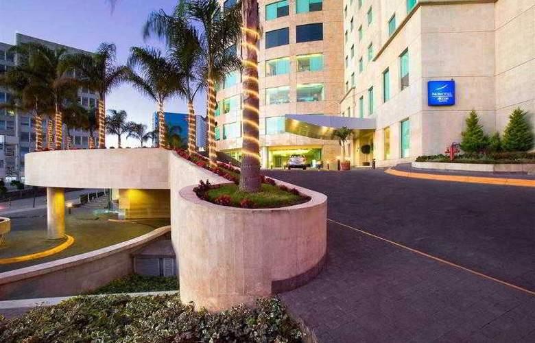 Novotel México Santa Fe - Hotel - 6