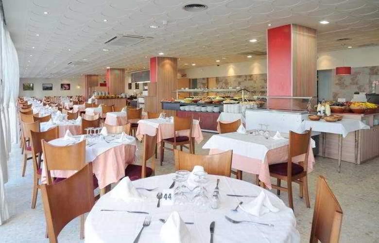 Medplaya Santa Monica - Restaurant - 8