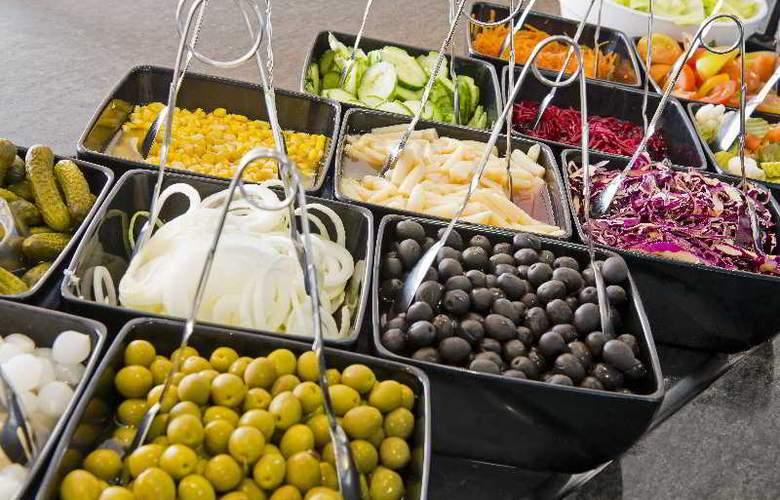 Elba Castillo San Jorge & Antigua Suite - Restaurant - 21