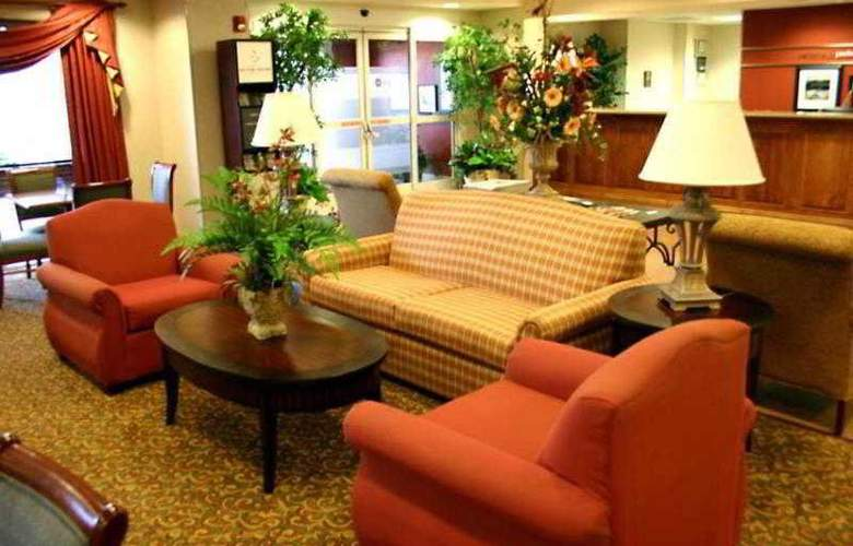 Hampton Inn Jacksonville East Regency Square - General - 11
