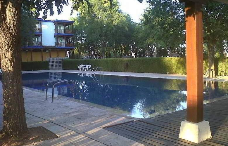 Parador de Manzanares - Pool - 3
