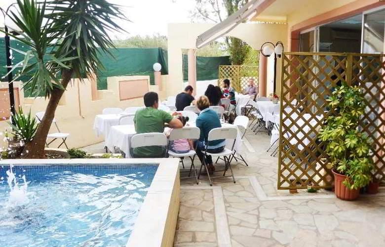 Louladakis Apartments - Restaurant - 10