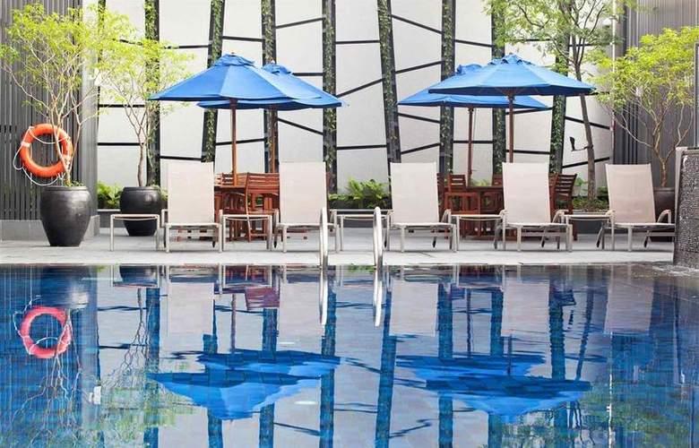 Grand Mercure Roxy - Hotel - 4