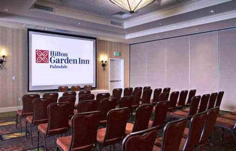 Hilton Garden Inn Palmdale - Conference - 6