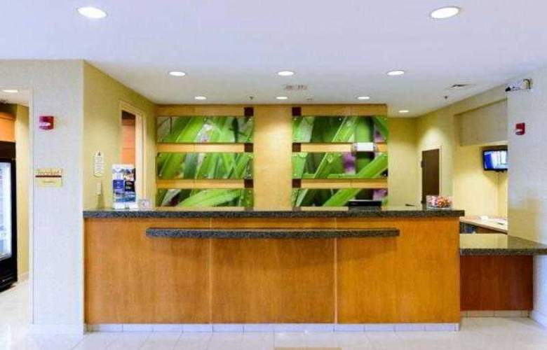 SpringHill Suites Hagerstown - Hotel - 15