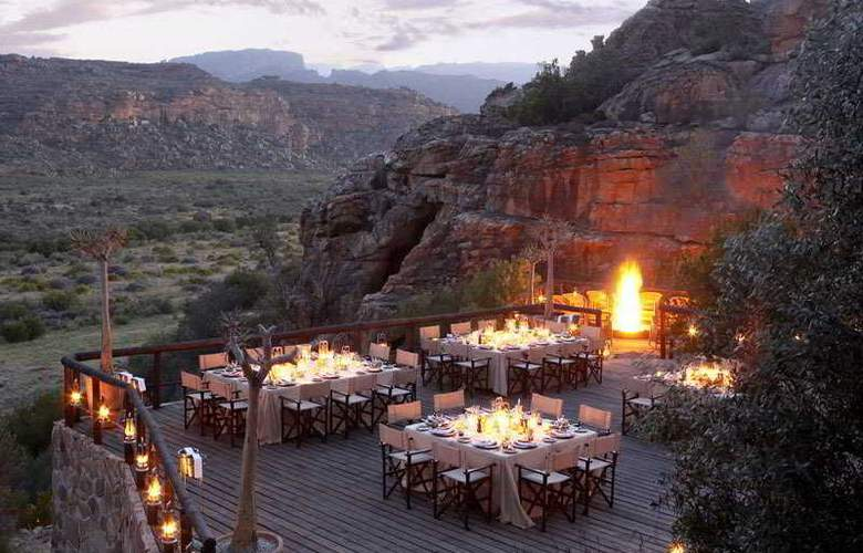 Bushmans Kloof - Restaurant - 9