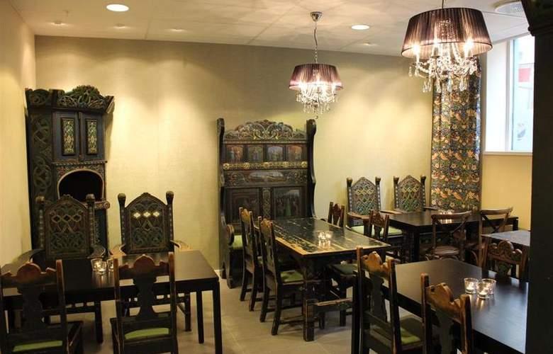 Best Western Plus Hordaheimen - Restaurant - 35