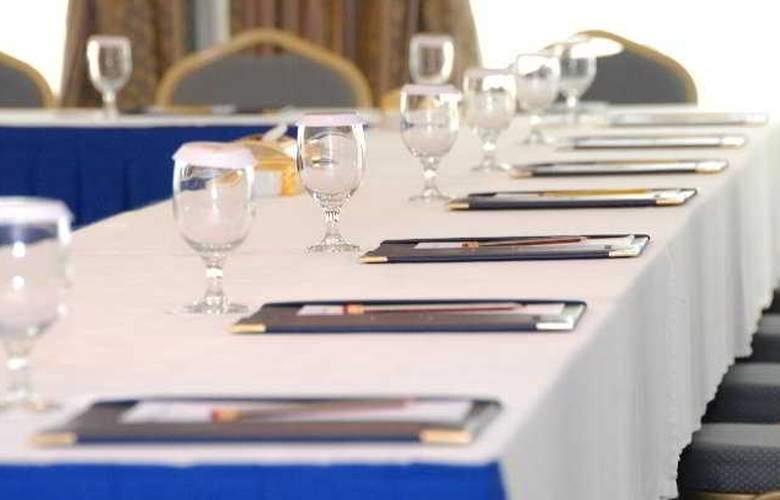 Liwa Hotel Abu Dhabi - Conference - 9