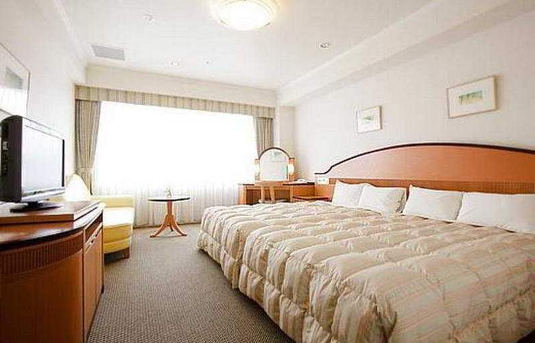 Hida Hotel Plaza - Room - 2