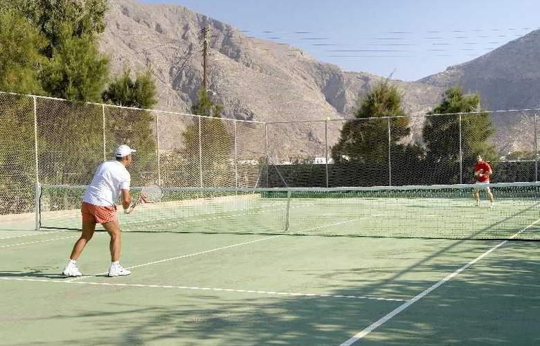 9 Muses Santorini Resort - Sport - 7