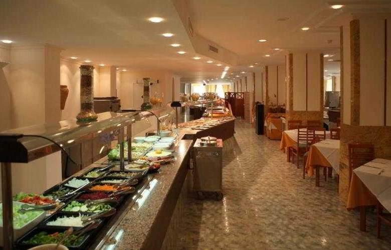 Azuline Coral Beach - Restaurant - 6