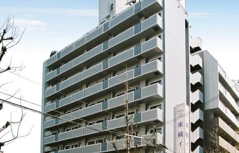 Toyoko Inn Shin-Osaka Chuo-Guchi Shinkan - Hotel - 3