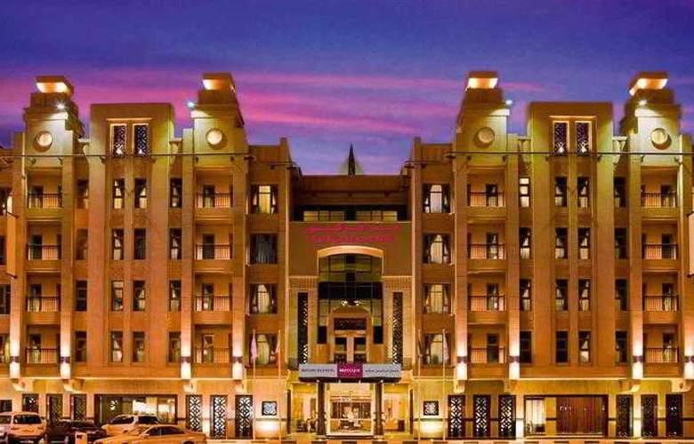 Mercure Gold Al Mina Road Dubai - Hotel - 14