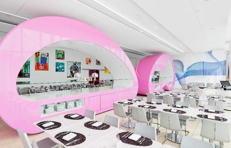 Nhow Berlin - Restaurant - 35