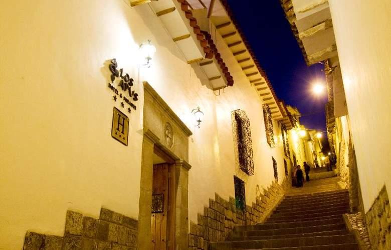 Hotel & Mirador Los Apus - Hotel - 3