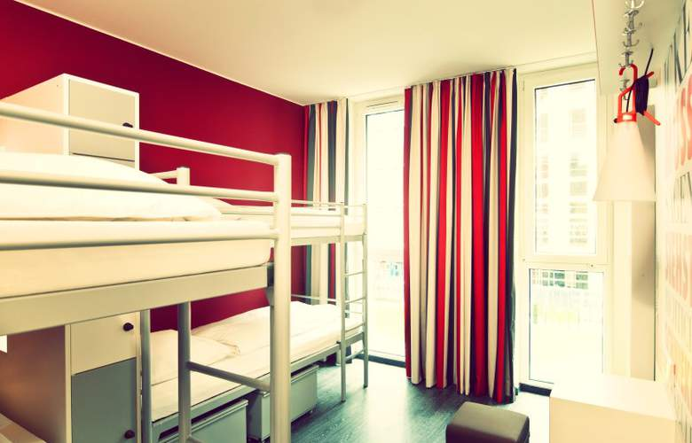ONE80º Hostel Berlin - Room - 5