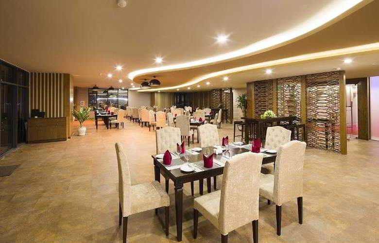 Muong Thanh Nha Trang Centre Hotel - Restaurant - 79
