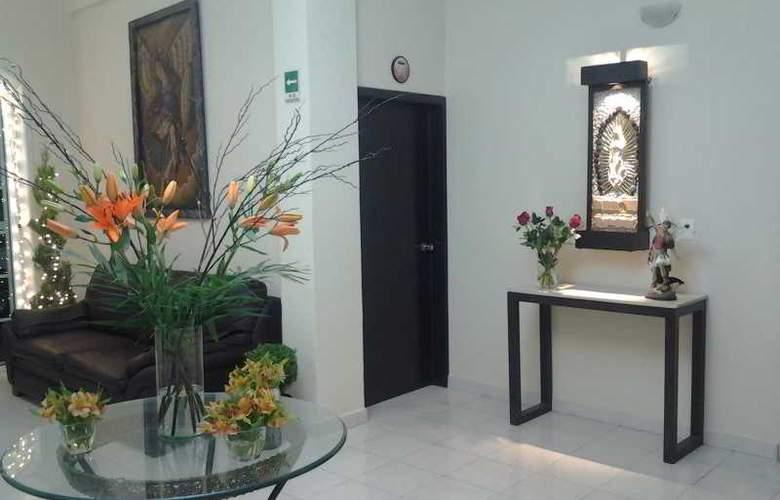 Hotel Hostal San Miguel - General - 0