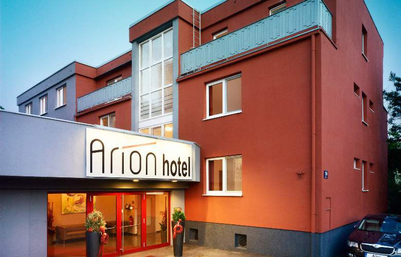 Arion Airport Hotel - Hotel - 4