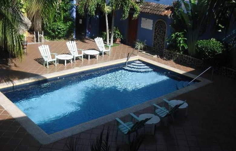 Hotel Europeo-Fundación Dianova Nicaragua - Pool - 14