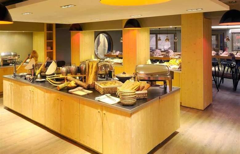 Mercure Chamonix Centre - Restaurant - 69