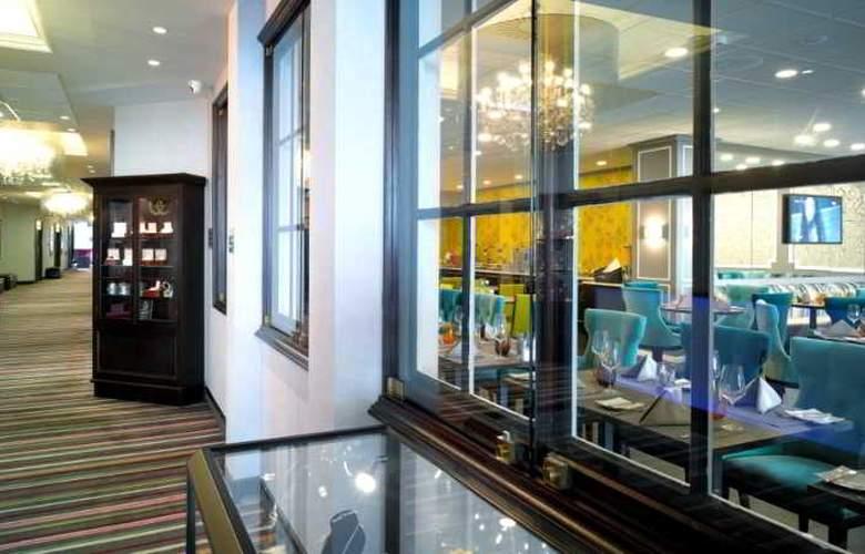 Thon Hotel Bristol Stephanie - Restaurant - 19