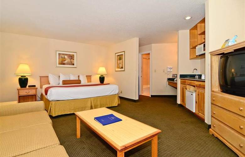 Best Western Horizon Inn - Room - 80