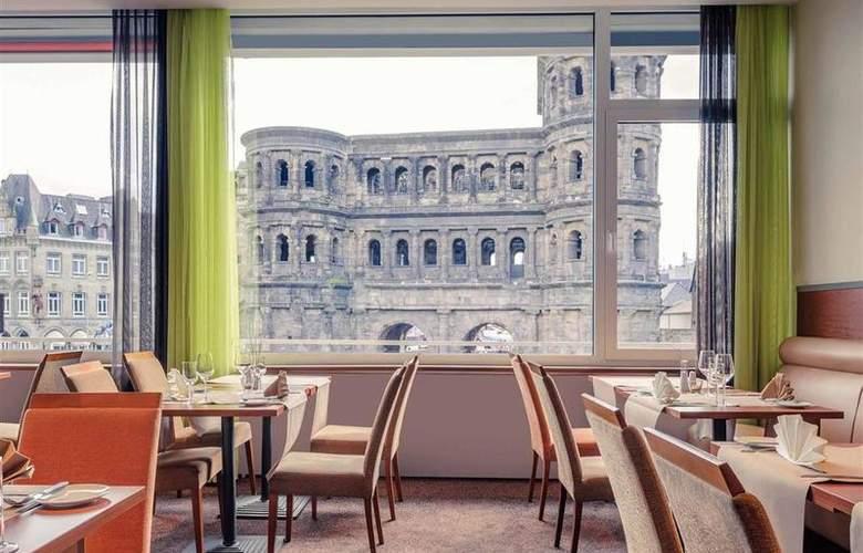 Mercure Hotel Trier Porta Nigra - Restaurant - 41