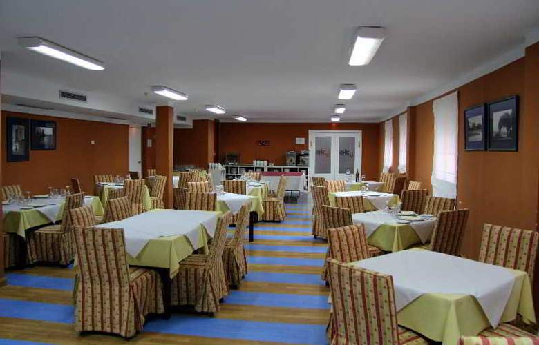 AHC Caceres - Restaurant - 10