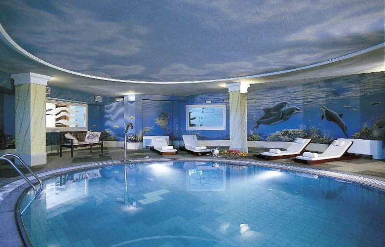 Royal Myconian Resort & Thalasso Spa Center - Sport - 21