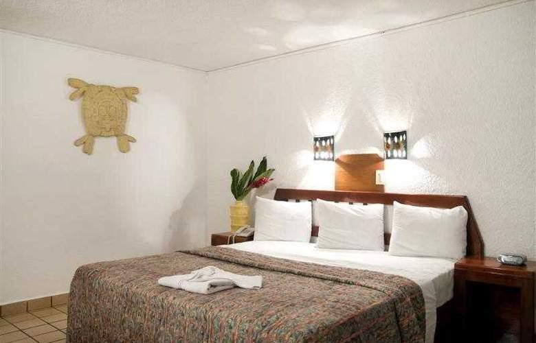 Best Western Maya Palenque - Hotel - 16