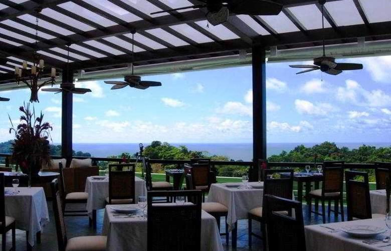 Gaia Hotel & Reserve - Restaurant - 7