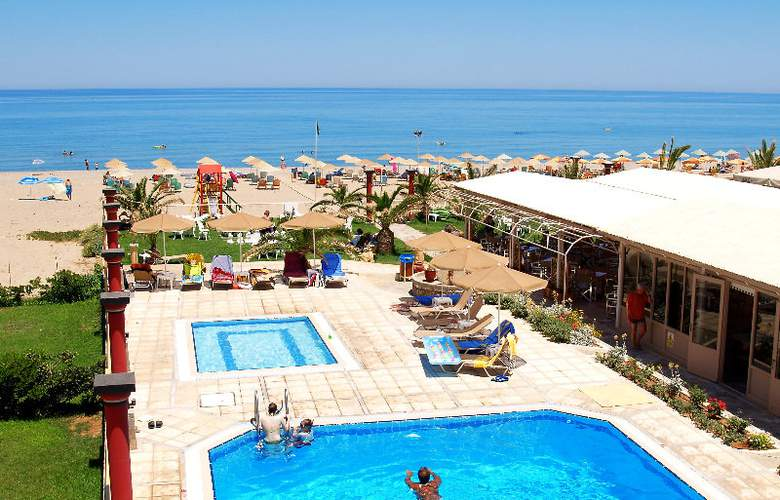 Odyssia Beach Hotel - Pool - 2