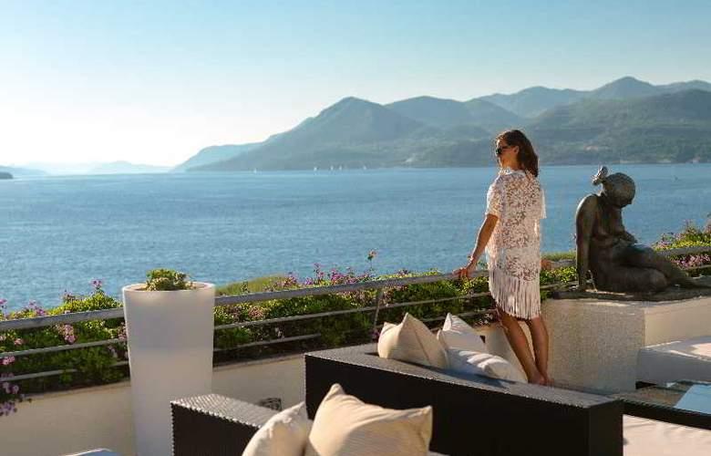 Valamar Dubrovnik President Hotel - Terrace - 31