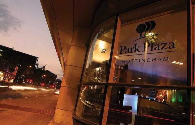 Park Plaza Nottingham - Hotel - 0