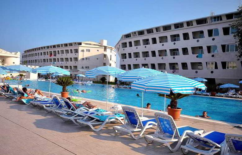Daima Biz Hotel - Pool - 15