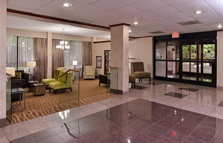 Best Western Plus Richmond Airport Hotel - General - 88